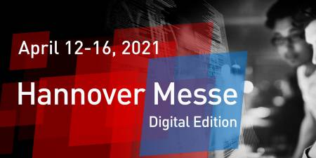 Vabljeni na HANNOVER MESSE DIGITAL med 12. in 16. aprilom 2021