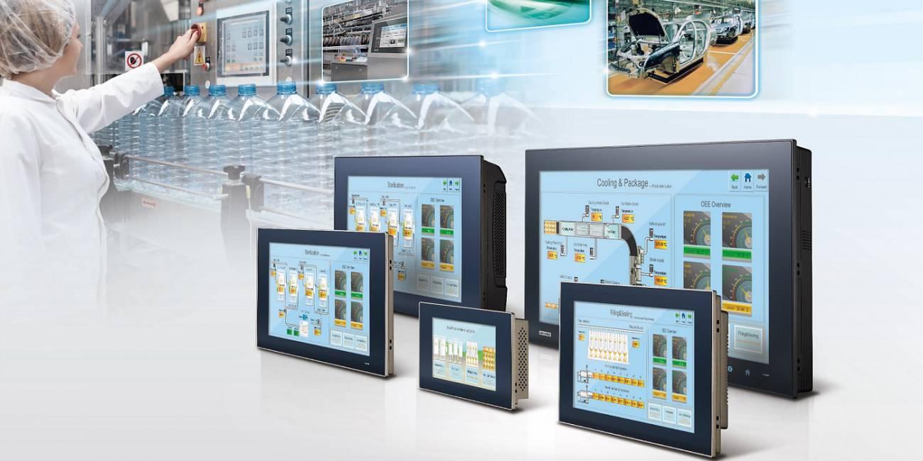 Advantech panelni računalniki družine PPC