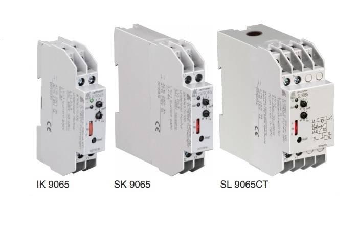 Kontrolniki prenizke obremenitve Dold VARIMETER IK/SK/SL 9065