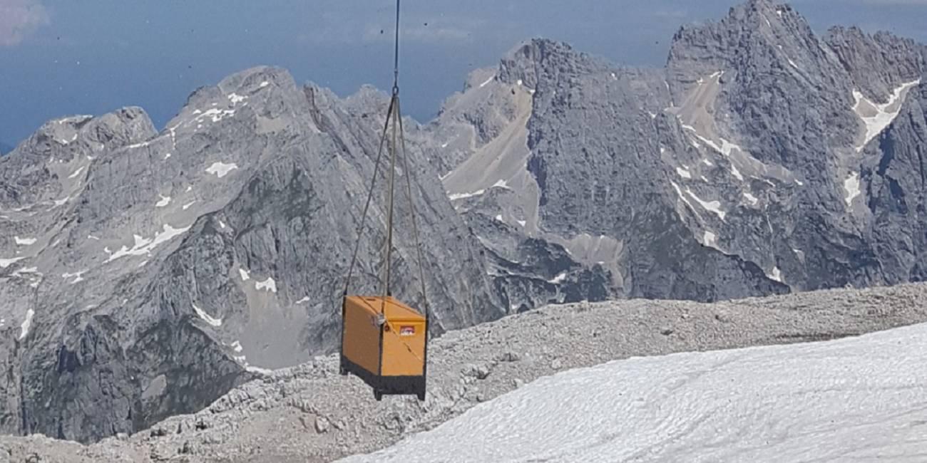 Urejamo agregatsko napajanje na planinskih postojankah Julijskih Alp