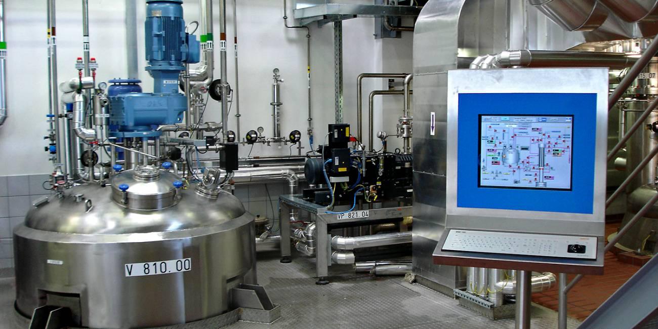 V Leku nadgradili recepturni sistem za vodenje šaržne proizvodnje