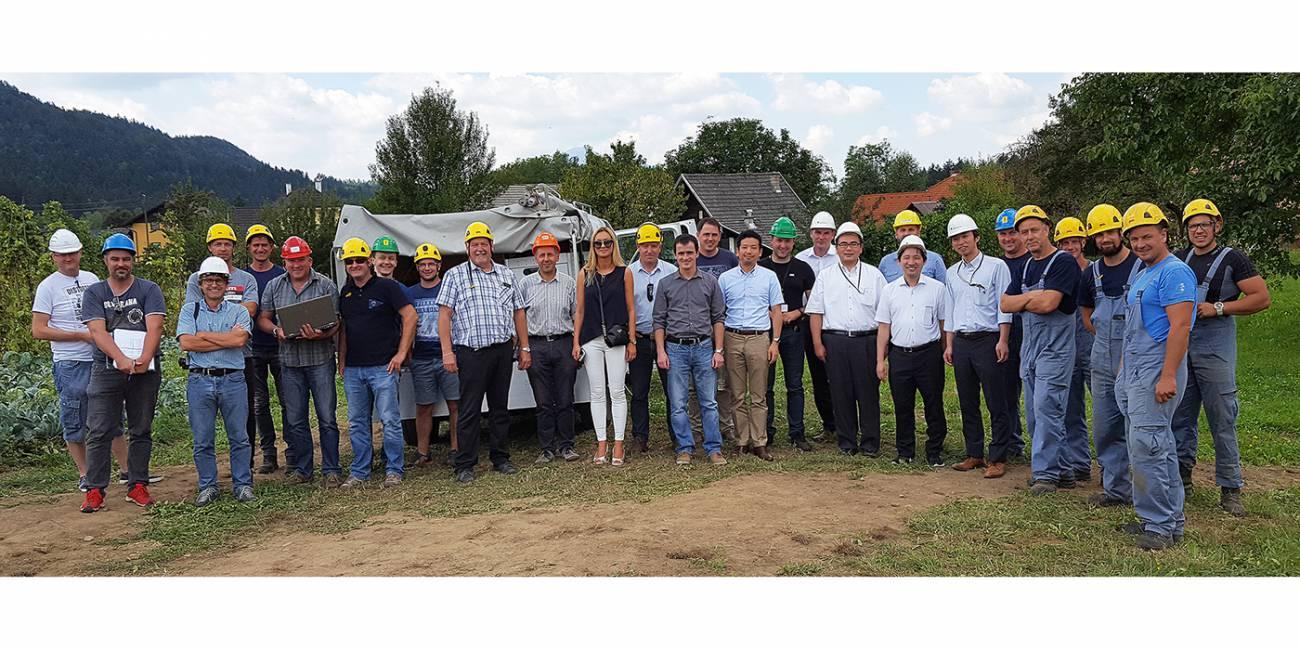 Uspešno zaključena prva faza projekta NEDO