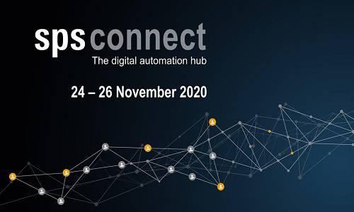 Vabljeni na virtualni sejem avtomatizacije SPS od 24. do 26. novembra 2020