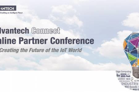 Pridružite se mednarodni spletni konferenci Advantech Connect, 24. februar  - 6.maj 2021