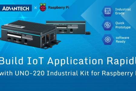 Nov UNO-220 Raspberry Pi kot inteligenten vmesnik za različne IoT operacije