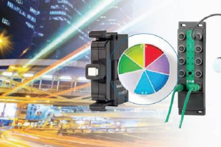 Večbarvna LED za SmartWire - DT