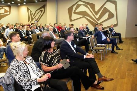 Na letošnji Konferenci komunalnega gospodarstva o vplivu komunalnih dejavnosti na sodobno družbo