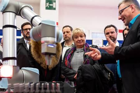 Gostili smo člane Slovensko-nemške gospodarske zbornice